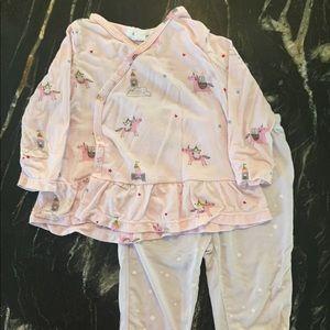 Pink and Lilac Unicorn Set
